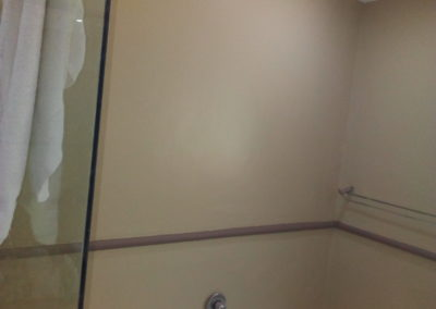 interior bathroom painting