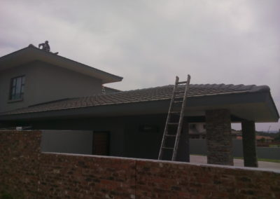 exterior painting roof